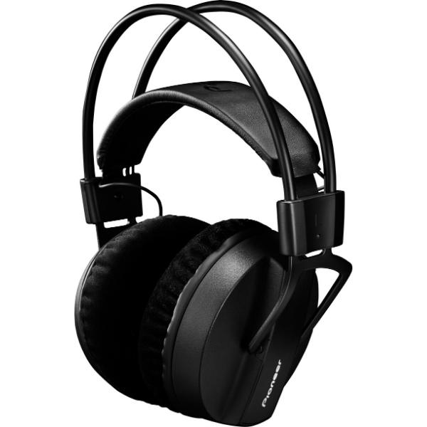 """alt=""""Auscultadores HRM-7 da Pioneer DJ na cor preto"""""""