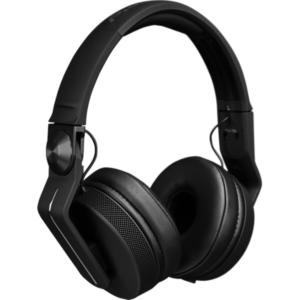 "alt=""Auscultadores HDJ-700 da Pioneer DJ na cor preto"""