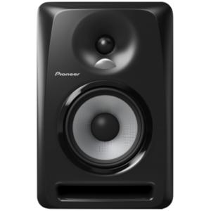 """alt=""""Coluna S-DJ50X da Pioneer DJ na cor preto"""""""